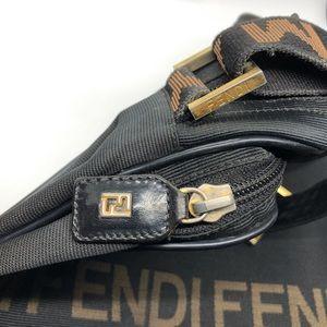 Fendi Bags - Vintage Fendi Roma Shoulder Bag